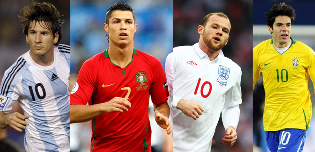 10 Greatest Football Players of All Times