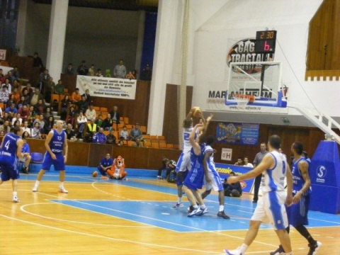 BC Mures este prima finalista