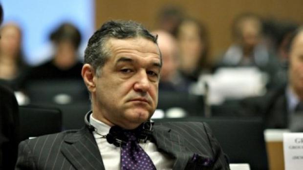 Gigi Becali a fost saltat de procurori de pe aeroport in dosarul AVICOLA Iasi!