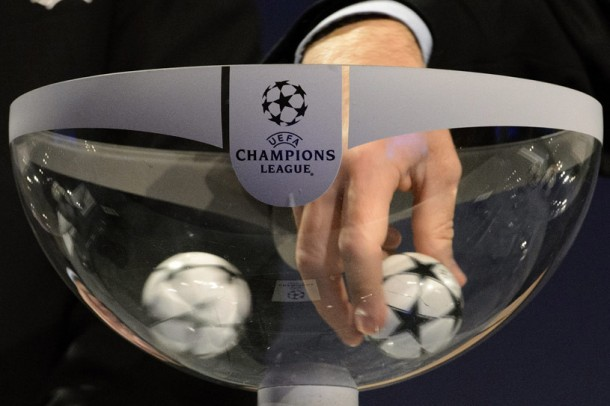 Draw of the third qualifying round of the UEFA Champions League 2012/13