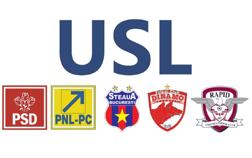 Al trei-lea grand al fotbalului romanesc sub influenta politica. Cine va fi adevăratul patron al giuleştenilor!!!