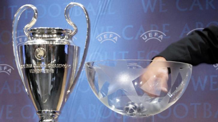 STEAUA, în urna a patra: Ce adversari pot întâlni în grupele Ligii Campionilor