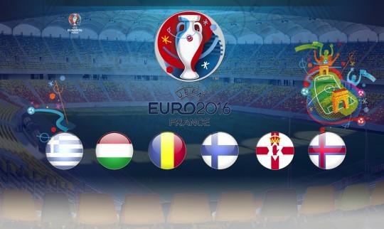 Programul preliminariilor Euro 2016 » Ne batem cu Grecia si Ungaria pentru calificare! Primul meci e la Atena, fara spectatori!
