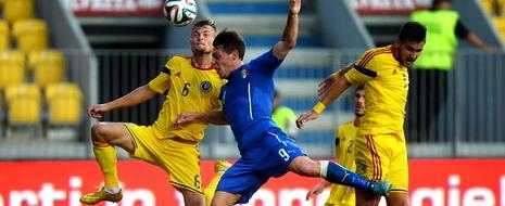 Romania – Muntenegru U21 (4 septembrie)