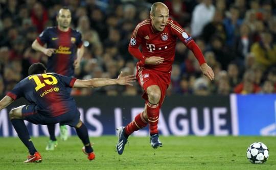 Barcelona nu a reuşit surpriza cu Bayern: 0-3. Finală germană pe Wembley