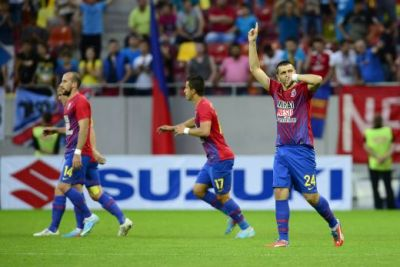 Dinamo – Steaua 0-2: Blazon respectat