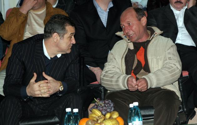 Il gratiaza Basescu pe Becali??? Fix o secunda s-a gandit la gratierea acestuia