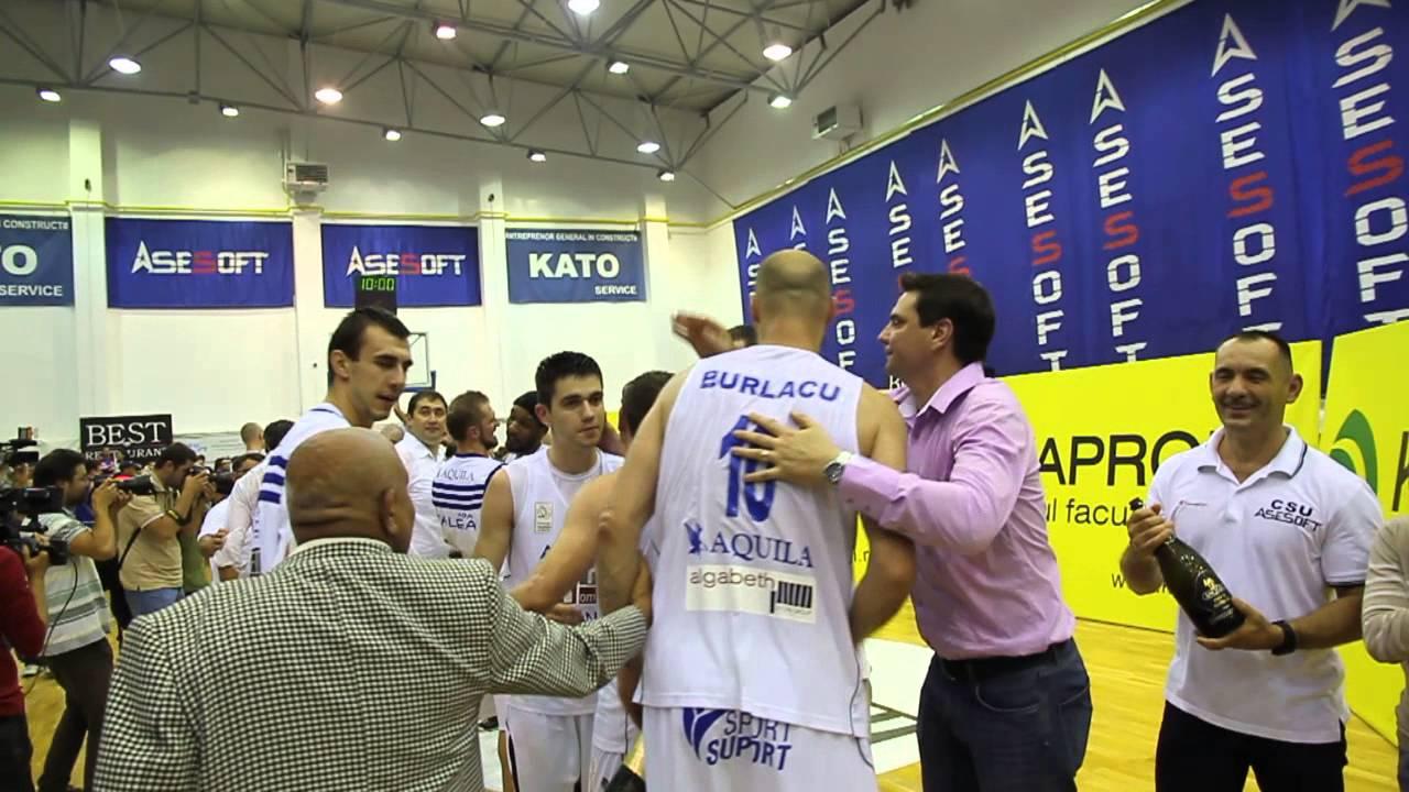 CSU Ploiesti este campioana Romaniei
