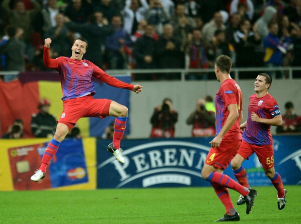 O afacere foarte buna facuta de Steaua!!! A transformat 700.000 de euro in 15 milioane in doar 500 de zile