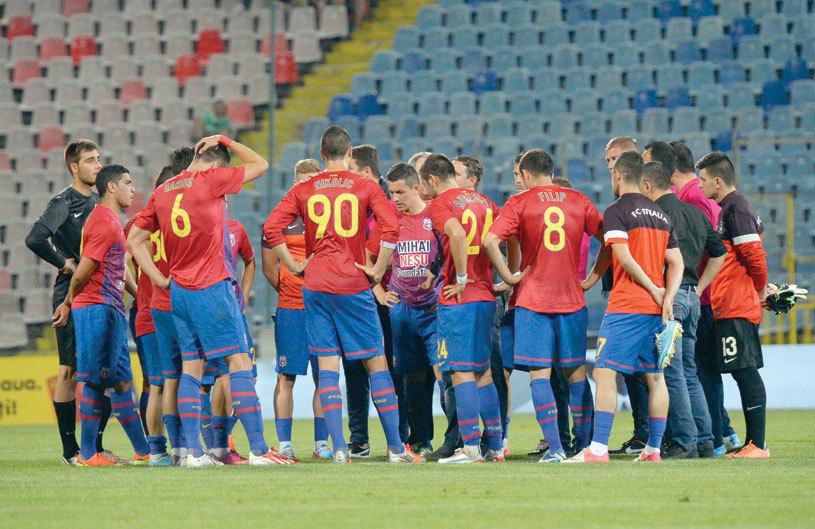 """Steaua – în Liga a II-a? Pasajul din regulamentul FRF care le da fiori stelistilor în cazul """"Valiza"""""""