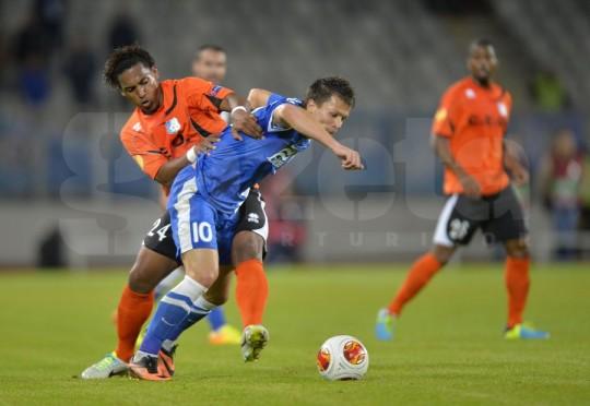 Onorabil, dar insuficient – Debut cu stîngul în grupele Europa League, Pandurii – Dnepr 0-1