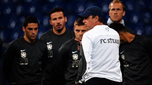 Schalke – Steaua >>>  Live Text