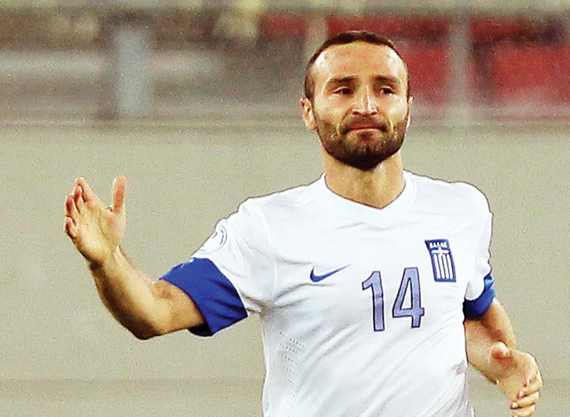 """Grecii sunt precauţi: """"Am evitat Franţa şi Suedia, dar nu înseamnă că meciurile cu România vor fi simple"""""""