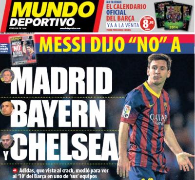 Mesi a refuzat pana acum 3 cluburi. Un colos insa vrea cu orice pret plecarea lui de la Barcelona