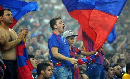 TRIPLA ISTORICA in fotbalul romanesc, realizata de Steaua