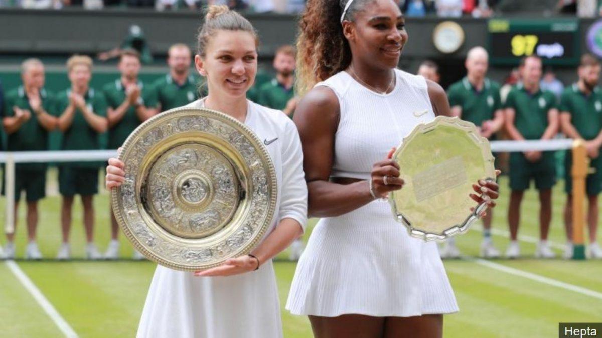 Suma uriașă pe care o câștigă Simona Halep dacă o învinge pe Serena Williams la Australian Open